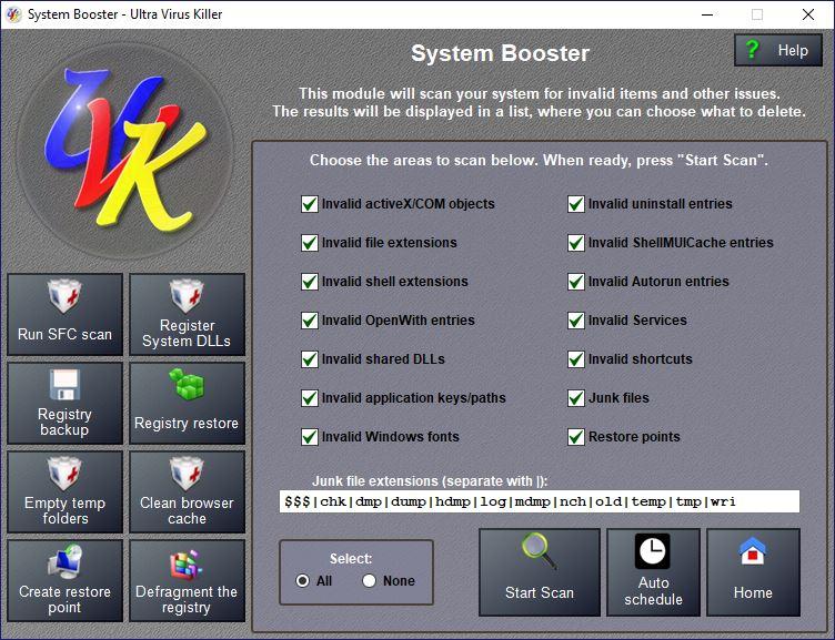 UVK Ultra Virus Killer 10.18.10.0