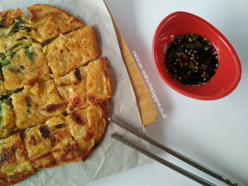 resep kimchi buchimgae korean pancake