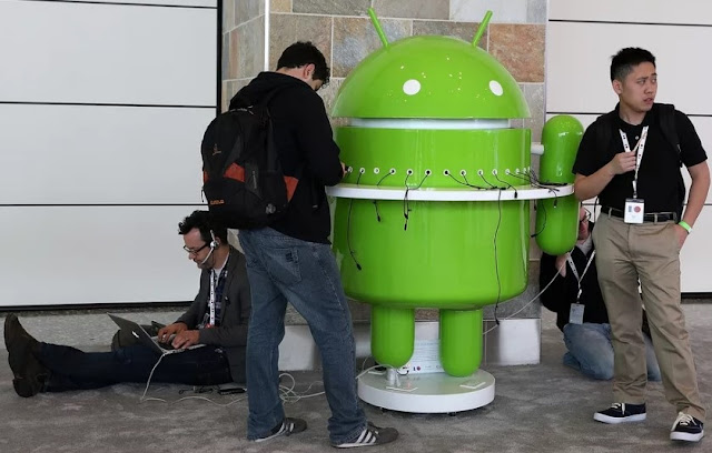 what's coming in the next version of Android