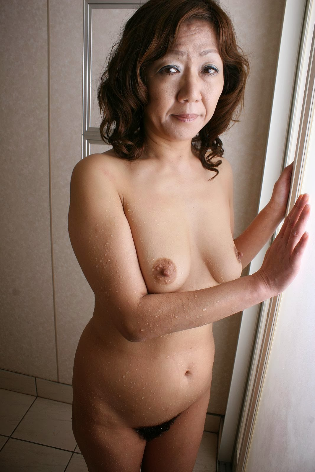 Japanese nude old