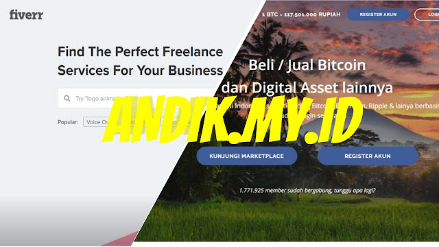 artikel, bictoin, fiverr, produk digital, bisnis online, bisnis,