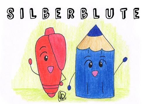 Zum Silberblute-Blog von Mie und Jei