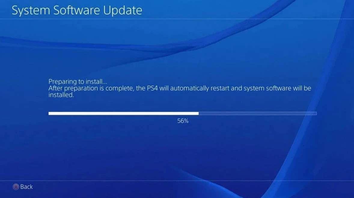Cara update software,cara update firmware ps4 ke versi 7 51