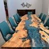 Planos para hacer Muebles de Madera con Resina Epoxi