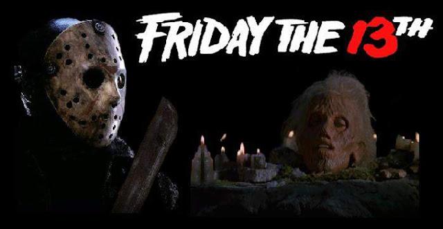 Resultado de imagem para Friday the 13th