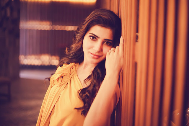 Actress Samantha Latest Photoshoot