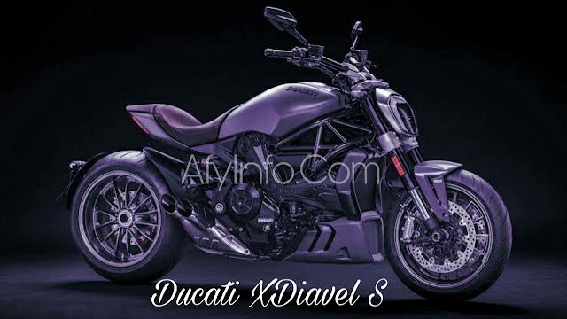 Gambar Motor Ducati XDiavel S