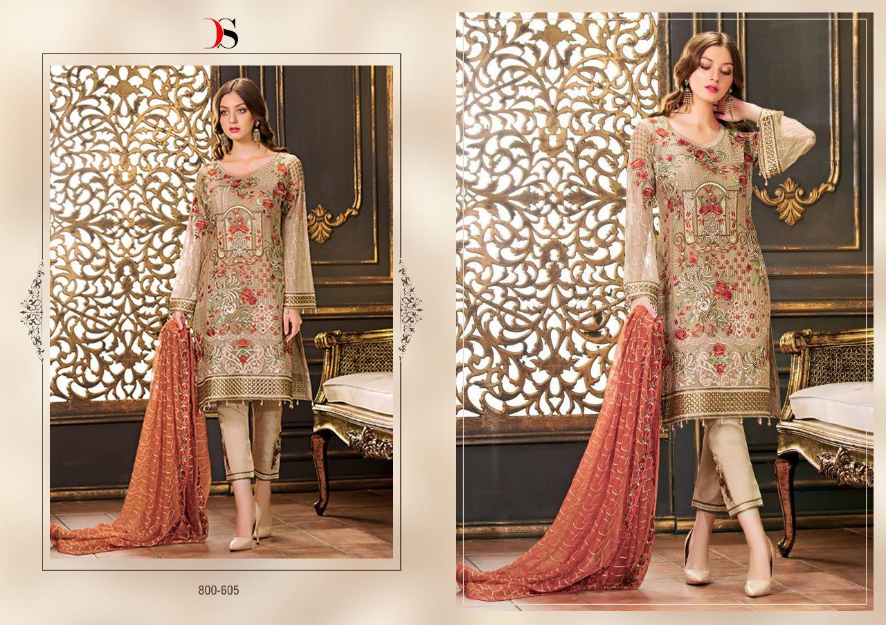 03926aef2e Deepsy Ramsha Pakistani Suits Eid and Ramzan Collection dress wholesale  price
