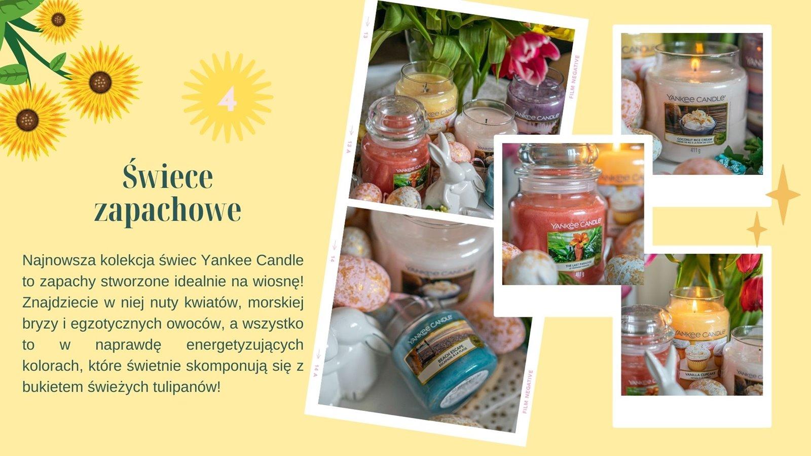 5 swiece yankee candle kwiatowe zapachy opinia gdzie kupic jakosc ile się palą wystrój wnętrza dodatki do mieszkania