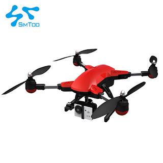Spesifikasi Drone Simtoo Dragonfly Pro - OmahDrones