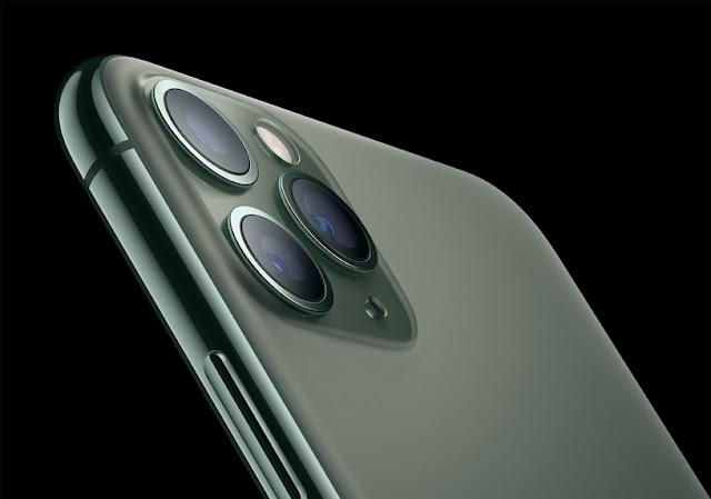 أقوى الهواتف الذكية والمتقدمة iPhone 11 Pro و iPhone 11 Pro Max