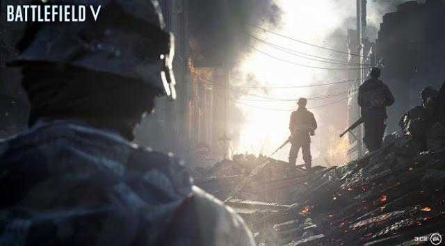 تم إصدارتحديث 4.4 الخاص بـ Battlefield 5 ، يضيف خريطتين جديدتين و نوعين من الاسلحة