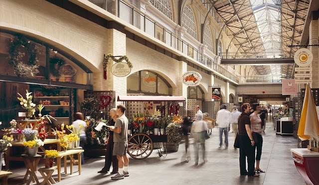 San Francisco Ferry Building em San Francisco