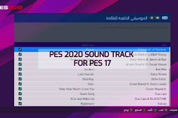 PES 2020 Soundtrack For - PES 2017