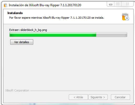 Xilisoft Blu-ray Ripper 7.1 Full Español