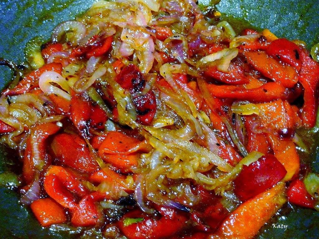 Para hincar el diente k m m k fritada de verduras con for Verduras francesas