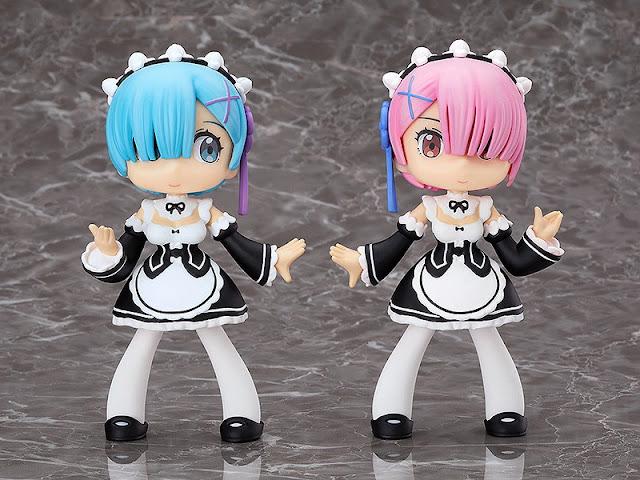 Figuras: Yurumari Rem & Ram de Re: ZERO - FineΦClover