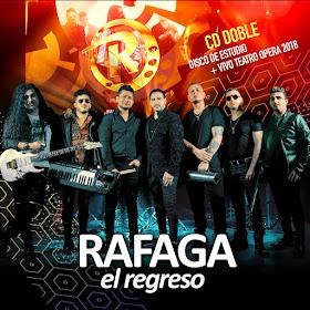 Ráfaga (1994): Grupo argentino de música tropical y sus mejores canciones