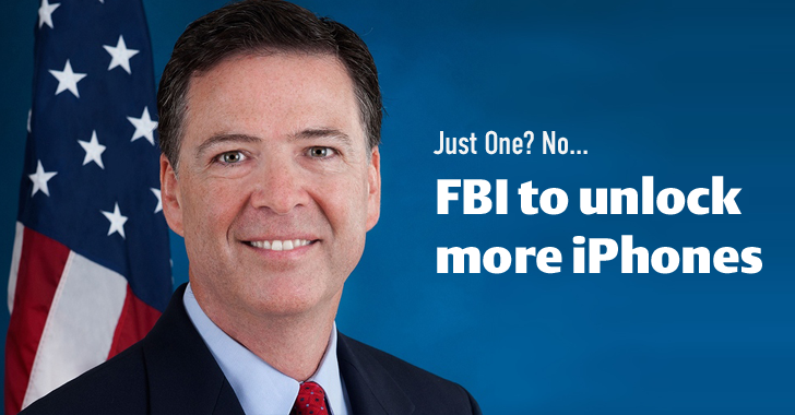 Just One? No, FBI to Unlock More iPhones with its Secret Technique