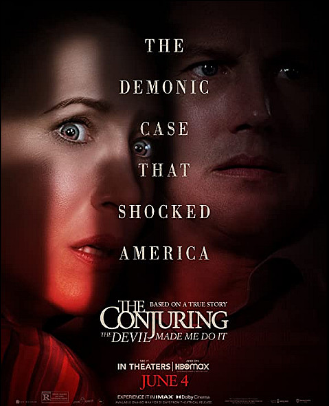 Sinopsis Film The Conjuring: The Devil Made Me Do It (2021)