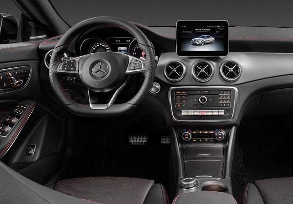 Interior Mercedes-Benz CLA 200 Urban