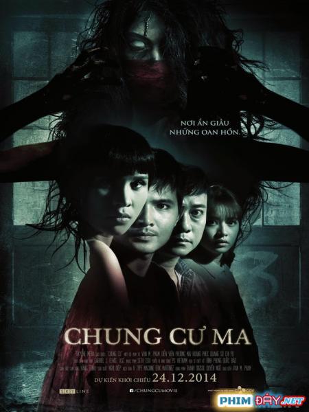 Chung Cư ma - Hush (2014)