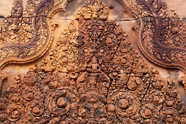 Banteay Srei, Siem Reap, Cambodia - Asia travel blog