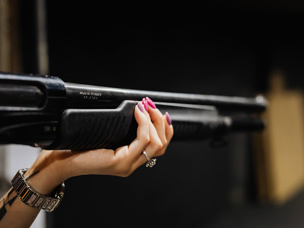 12 Things Women Should Know About Firearms