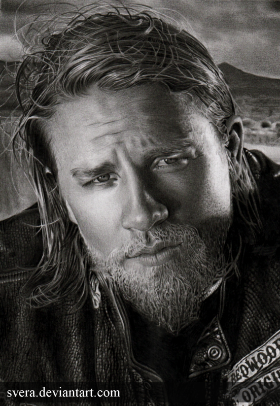 11-Sons-of-Anarchy-Daniela-Wolf-Svera-Photo-Realistic-Film-&-TV-Series-Drawings-www-designstack-co