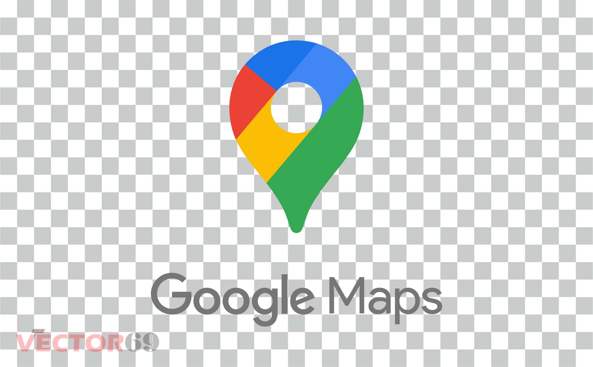 Google Maps New 2020 Logo - Download Vector File PNG (Portable Network Graphics)