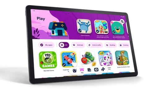 Tab P11 ... a Lenovo tablet aimed at families