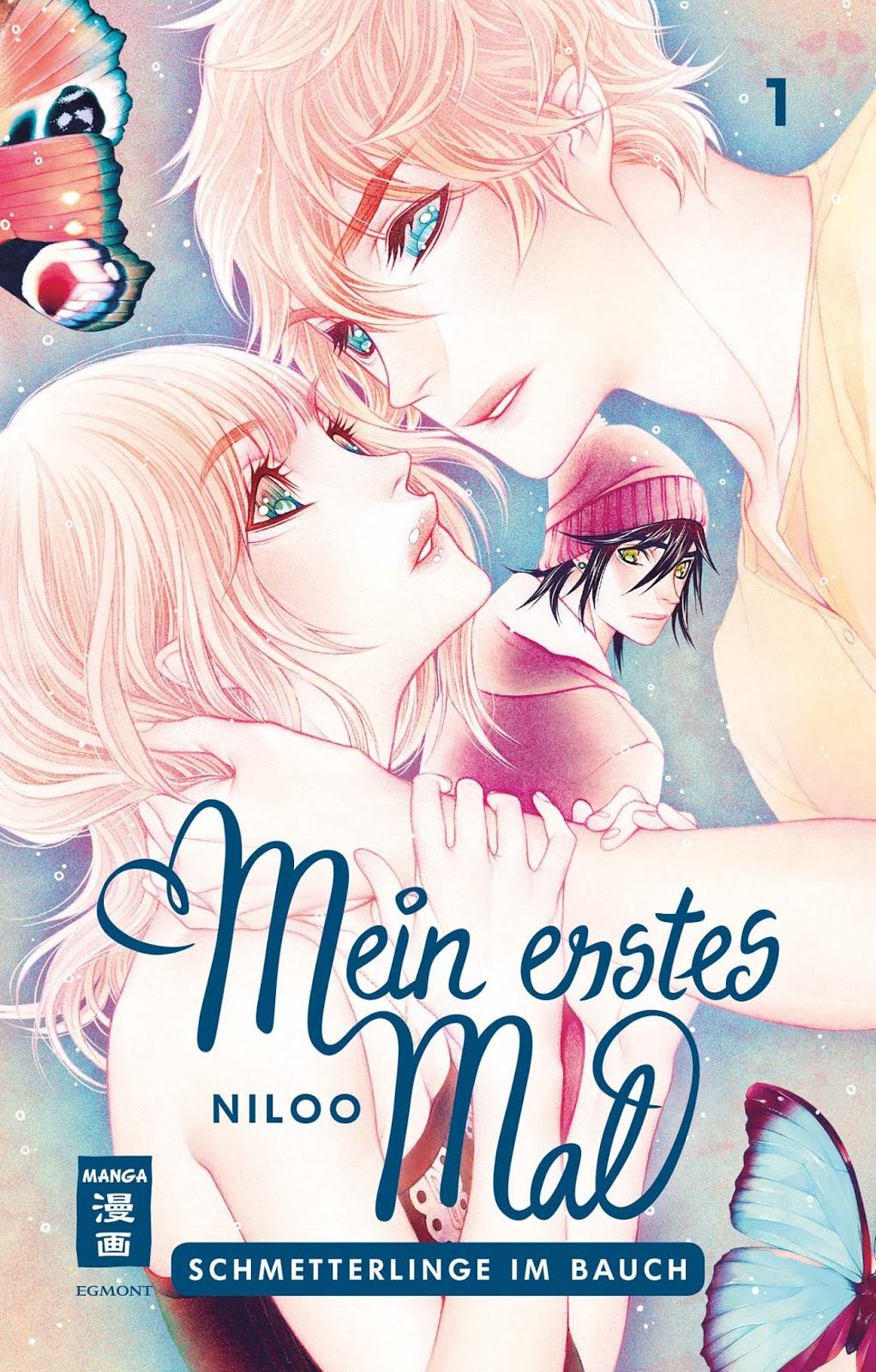 Manga Review Mein Erstes Mal 01