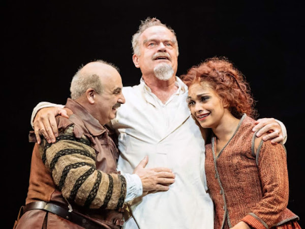Man of La Mancha, London Coliseum | Review