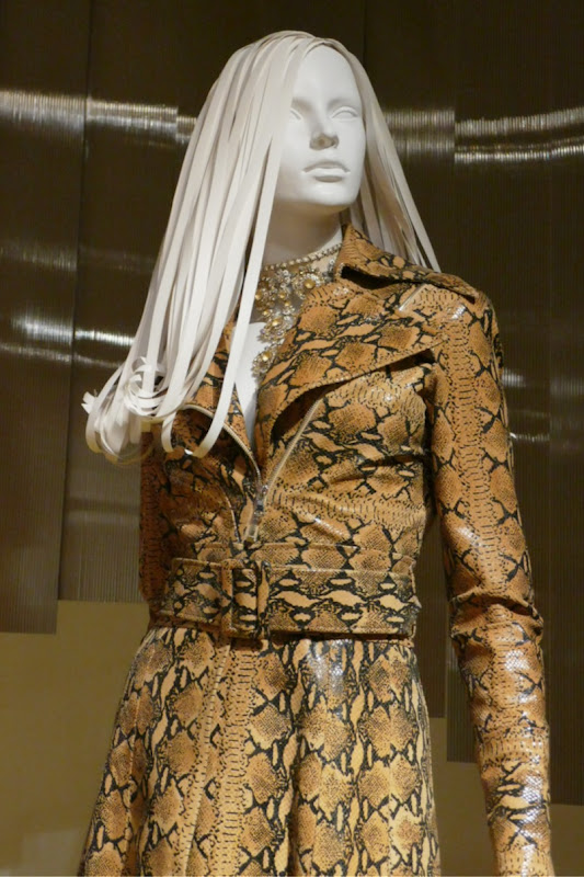 Once Upon a Time in Hollywood Sharon Tate snakeskin costume