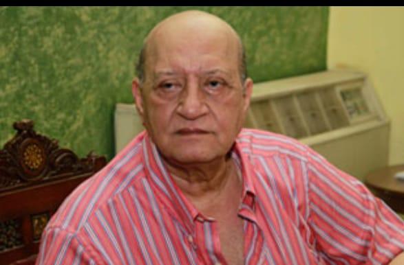 الكاتب الكبير  فيصل ندا  يتوقف عن تصوير مسلسله الضخم الفرس الرابح