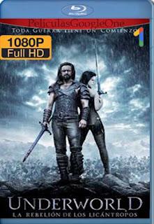 Underworld: La Rebelion de los Licantropos [2009] [1080p BRrip] [Latino-Inglés] [GoogleDrive]