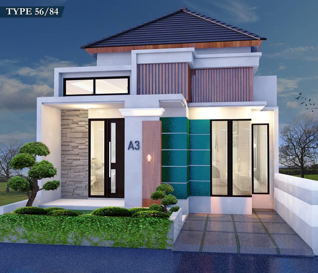Kumpulan Desain Rumah Mewah 1 Lantai Cocok Untuk Keluarga Besar Homeshabby Com Design Home Plans Home Decorating And Interior Design