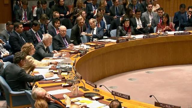 Reunión de ONU sobre Siria acaba en choques entre EEUU y Rusia