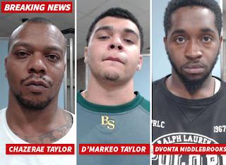 Arrests Made In Tyson Gay's Daughter's Murder