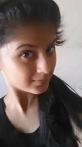 Arishfa Khan without makeup