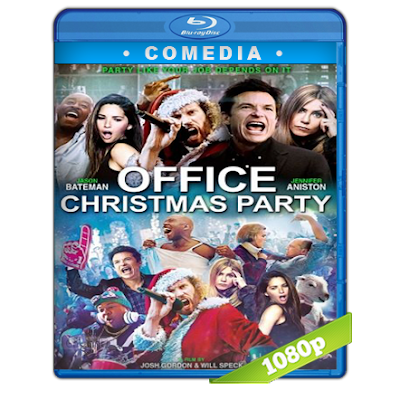 Fiesta De Navidad En La Oficina (2016) BRRip Full 1080p Audio Trial Latino-Castellano-Ingles 5.1