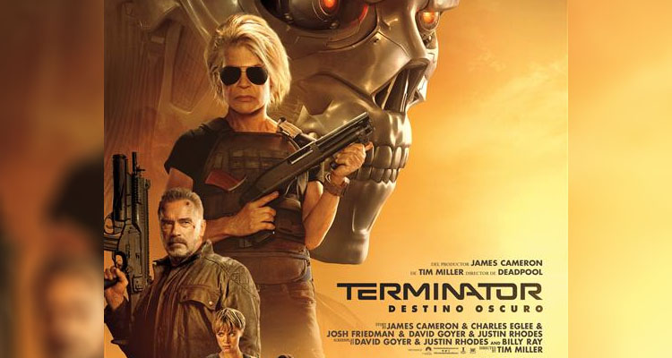 Terminator: Destino Oscuro muestra su tráiler final