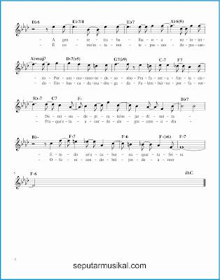 a felicidade 2 lagu jazz standar