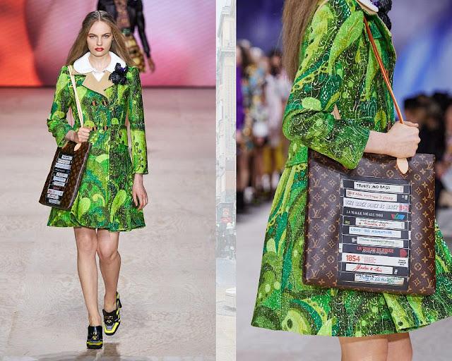 Louis Vuitton весна-лето 2020 4
