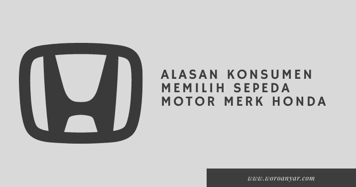 Membeli Sepeda Motor Merk Honda