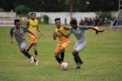Friendly Match, Sulut United Menang Telak 5:0 dari Pegadaian FC