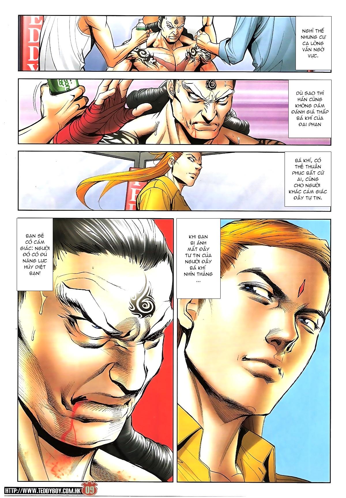 NGƯỜI TRONG GIANG HỒ trang 6