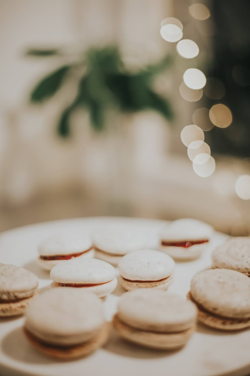 Rêveuse Recipe: Coffee and Earl Grey Macarons