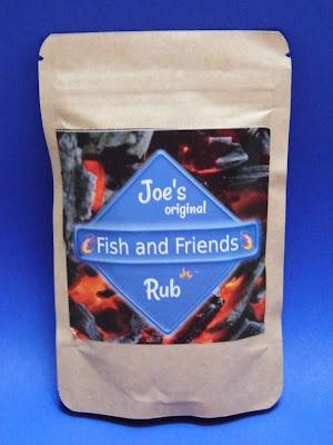 Fish and Friends Rub