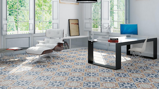 Tiles design images of Hydraulic series - A collection which makes us fall in love